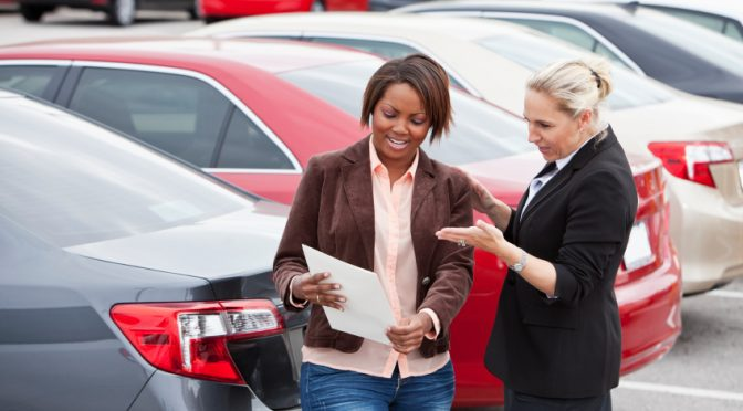 General car buying tips