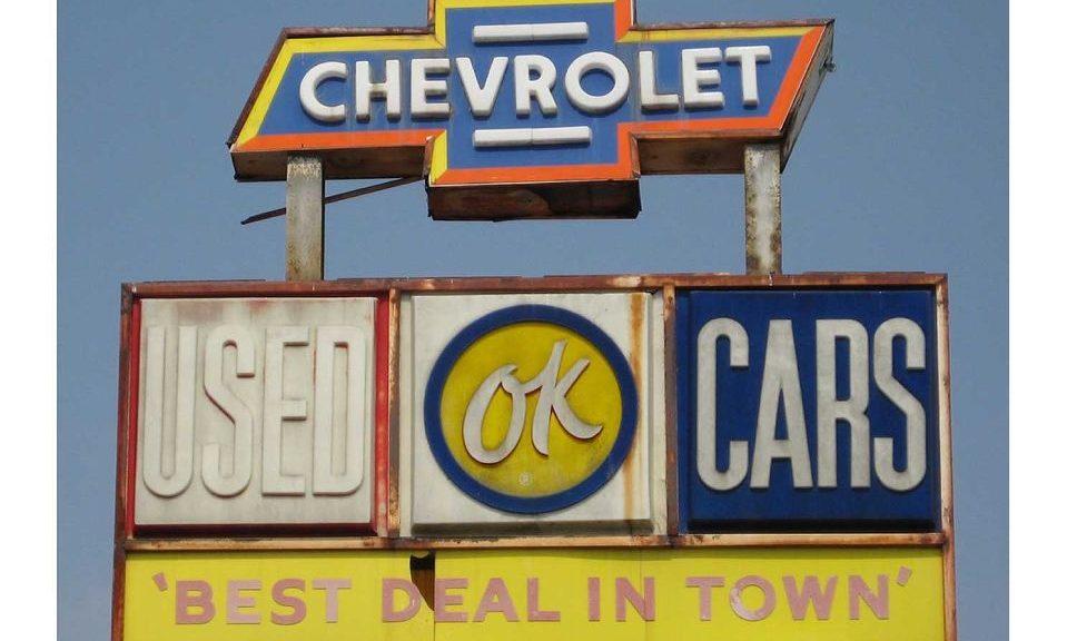 ok-used-car-chevrolet-dealership-sign
