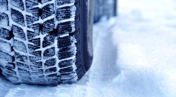 Winter tires: why you need them