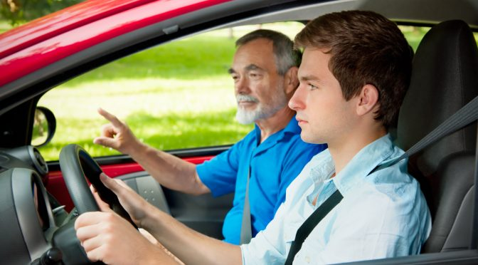 Driving Instruction and Why It Needs to Change