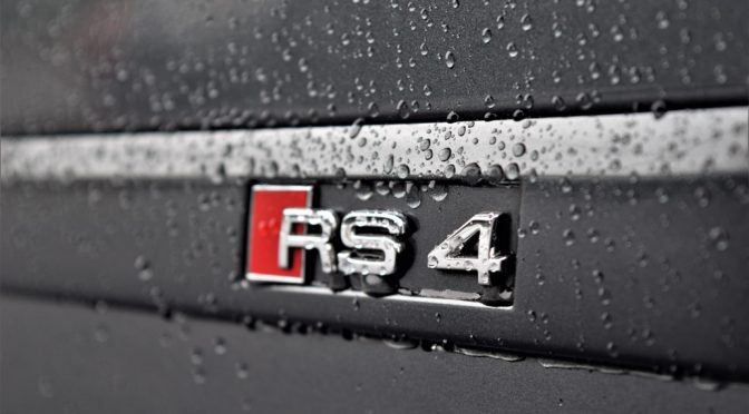 Performance bargain spotlight: Audi RS4